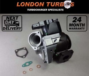 BMW 118D (E87 E81) 318D (E90) 122HP 90KW TF35 49135-05720 Turbocharger + Gaskets