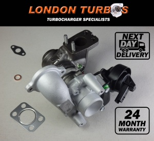 Citroen Peugeot Vauxhall Ford 1.6 - 1.5 49172-03000 Turbocharger + Gaskets