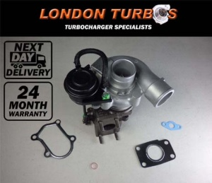 Iveco Daily Fiat Ducato 2.3D 49135-05122 49135-05121 Turbocharger + Gaskets