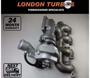 Turbocharger for Ford Transit V 2.4TDCi 125HP / 92KW 49135-06037 / 35 / 30 NO surcharge NO Return of old unit