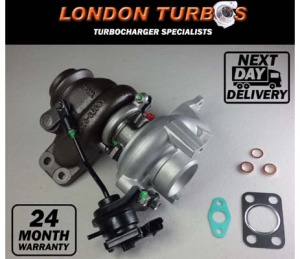 Peugeot / Citroen / Ford - 1.6 HDI TDCI 49373-02002 / 3 Turbocharger + Gaskets