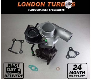 Vauxhall Astra Corsa Combo 1.7 DTI / CDTI / 49173-06500 Turbocharger + Gaskets