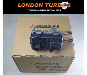 New Genuine Electronic Actuator Westgate Jaguar / Land-Rover 2.2 49477-01200