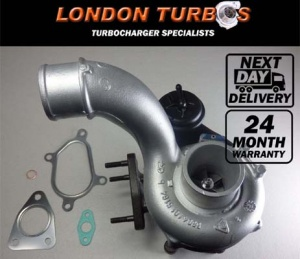 Renault Master / Vauxhall Movano 2.5DCI K03 53039700055 Turbocharger + Gaskets