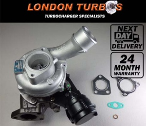 Hyundai H-1 Starex 2.5CRDI 53039700127 53039700145 Turbocharger Turbo + Gaskets