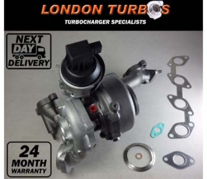 Audi VW Seat Skoda 2.0TDI 140HP-103KW 53039700139 / 152 Turbo + Gaskets