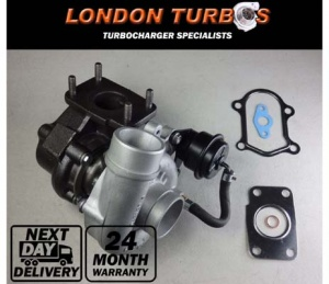 Iveco Daily 2.3TD 110HP - 80KW 53039700089 / 53039700102 Turbocharger + Gaskets