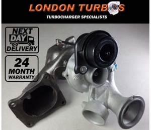 Mercedes Sprinter II 150HP-110KW K04 53049880057 Turbocharger