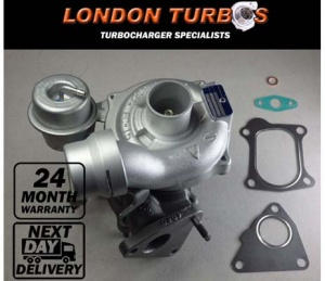 Renault Nissan Dacia 1.5DCI 86HP-63 KP35 54359700012 / 29 Turbocharger + Gaskets