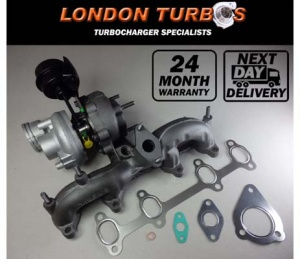 Seat Alhambra / VW Sharan 2.0TDI 140HP 54399700053 / 59 Turbocharger + Gaskets