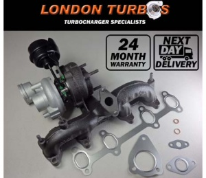 Seat Alhambra VW Sharan 2.0TDI 140HP-103KW 54399700055 / 60 Turbo + Gasket Kit