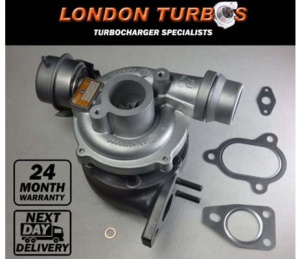 Renault Nissan Dacia 1.5DCI 106HP-78KW 54399700076 87 127 Turbocharger + Gaskets