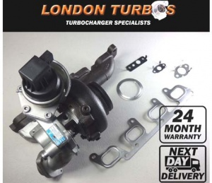 Audi VW Seat Skoda 1.6TDI 105HP-77KW 54399700086 98 114 Turbocharger + Gaskets