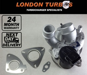 Land-Rover Range Rover 3.6 TDV8 Sport Right Side 54399700064 Turbocharger Turbo