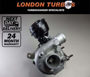 Ford Galaxy / Seat Alhambra / VW Sharan 110 / 115HP Garrett 701855 Turbocharger