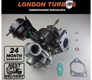 Land-Rover Freelander 2.0Td4 112HP-82KW 708366 Turbocharger Turbo + Gaskets