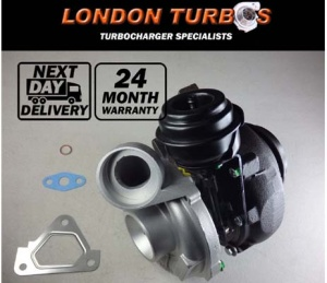 Mercedes 270CDI 170HP-125KW GT2256V 709837 Turbocharger Turbo + Gaskets