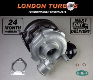 BMW 525D E59 163HP-120KW GT2052V 710415 Turbocharger Turbo + Gaskets