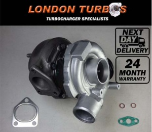 Land-Rover Range Rover 177HP-130KW 2.9TDI 712541 Turbocharger Turbo + Gaskets
