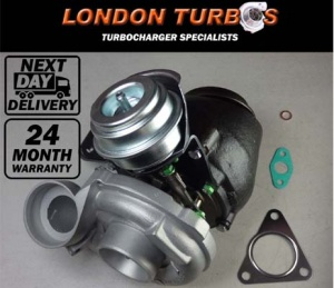 Jeep Grand Cherokee 2.7CRD 170HP-125KW Garrett 715568 Turbocharger + Gaskets