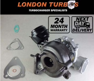 Audi A4 A6 Skoda Superb VW Passat 1.9TD GT1749V 717858 Turbocharger + Gaskets