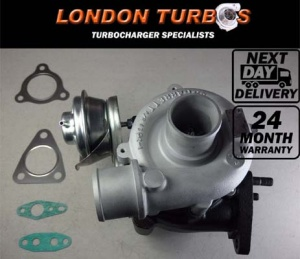 TOYOTA PREVIA RAV4 2.0D 116HP-85KW 721164 / 801891 Turbocharger + Gaskets TYPE1