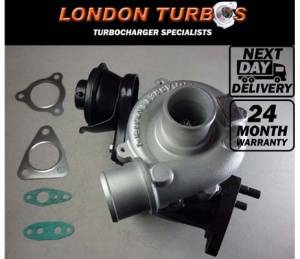 TOYOTA Previa Auris RAV4 2.0 D-4D 116HP-85KW 721164 Turbocharger + Gaskets TYPE2