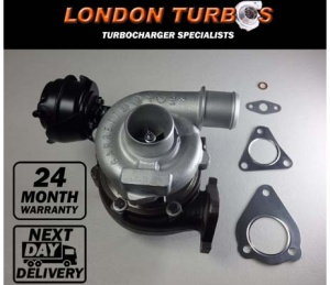 Honda Civic 1.7 CTDi 100HP-74KW 721875 Turbocharger Turbo + Gaskets