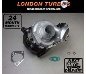 BMW 320D E46 150HP-110KW GT1749V 731877 Turbocharger + Gaskets