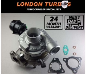 Hyundai Getz Matrix KIA Rio Cerato 1.5 CRDi 740611 782403 Turbocharger + Gaskets