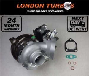 BMW 118D E87 122HP-90KW GT1749V 741785 Turbocharger Turbo + Gaskets
