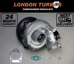 BMW X5 3.0 d (E53) 742417 753392 218HP 160KW Garrett Turbocharger + Gaskets