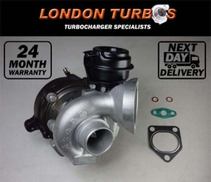 BMW 320D 520D X3 2.0D E46 150HP-110KW GT1749V 750431 717478 Turbocharger + Gaskets
