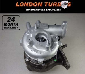Nissan X-Trail 2.0DCI (T31) 150HP-110KW GTA1849LV 750441 Turbocharger Turbo