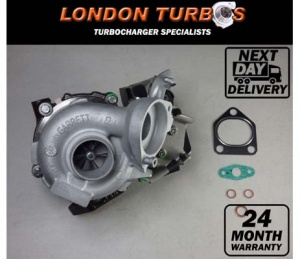 BMW 120D E87 163HP - 120KW GT1752V 750952 Turbocharger Turbo + Gaskets