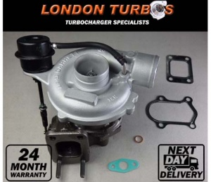 Iveco Daily / Renault Mascott 2.8D 125-92HP 751578 454126 Turbocharger + Gaskets