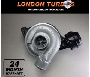 Iveco Daily Renault Mascott 2.8LD 140-146HP 751758 / 707114 Turbocharger Turbo
