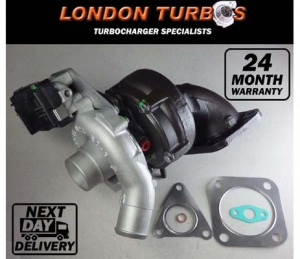 Ford Transit VI 2.2TDCi 130HP-96KW Garrett 753519 Turbocharger + Gaskets