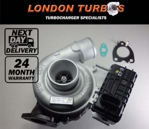 Land-Rover Freelander 2.2 TD4 160HP-118KW 753546 Turbocharger + Gaskets