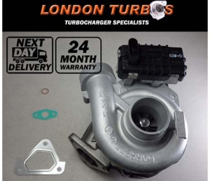 Mercedes E320 / S320 3.2CDI 204HP-150KW 734899 / 743436 Turbocharger + Gaskets