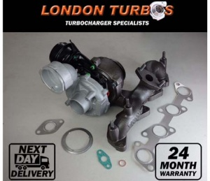 Mitsubishi / Dodge / Jeep 2.0CRD 140HP-103KW 756062 Turbocharger + Gaskets