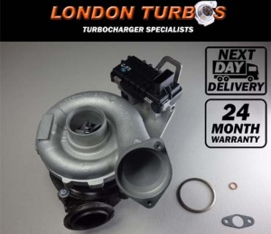 BMW 325D / 330D / 330XD 3.0D 231HP-170KW 758352 Turbocharger Turbo + Gaskets