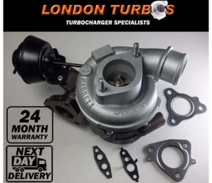 Honda CR-V 2.2 i-CTDi 140HP-103KW Garrett 759394 Turbocharger Turbo + Gaskets