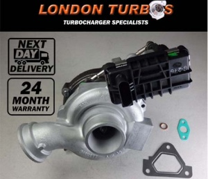 Mercedes Sprinter II 215 315 415 515 2.2CDI 150HP 759688 Turbocharger + Gaskets