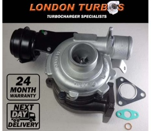 Suzuki Grand Vitara 1.9 DDIS 130HP-96KW 760680 Turbocharger Turbo + Gaskets