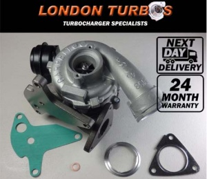 Volkswagen T5 Transporter 2.5TDI 130HP 760698 Garrett Turbocharger + Gaskets