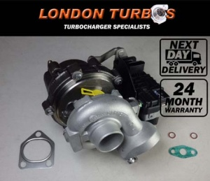 BMW 520 X3 2.0D 163HP 762965 / 763091 Garrett Turbocharger + Gaskets