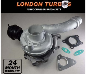 Renault / Vauxhall / Nissan 2.5dCi 146HP-108KW 765176 / 783887 Turbo + Gaskets