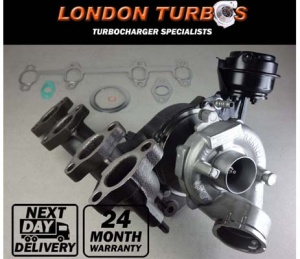 Audi Seat Skoda VW 2.0TDI 140HP-103KW 756867 765261 Turbocharger + Gaskets