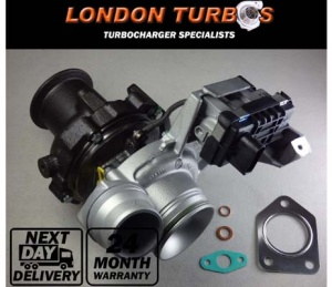 BMW 116D 118D 318D 143HP-105KW Garrett GTB1749V 767378 Turbocharger + Gaskets
